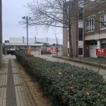 Bilderserie Abriss Tannenbusch-Center 04